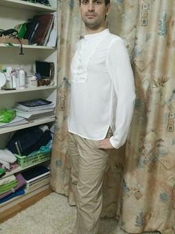 Работа с названием Рубашка по старорусски