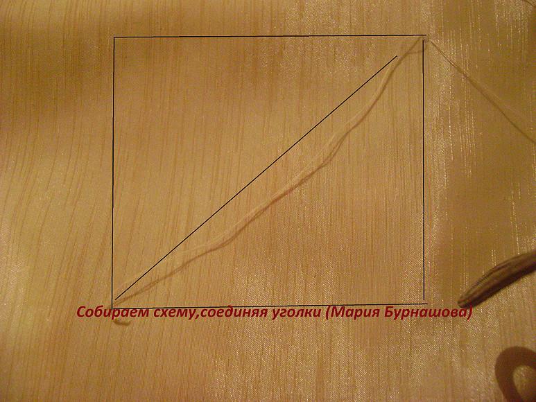 Мастер-класс Изготовление покрывала сбуфами отМарии Бурнашовой