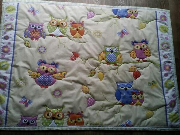 Одеяло длямалышки