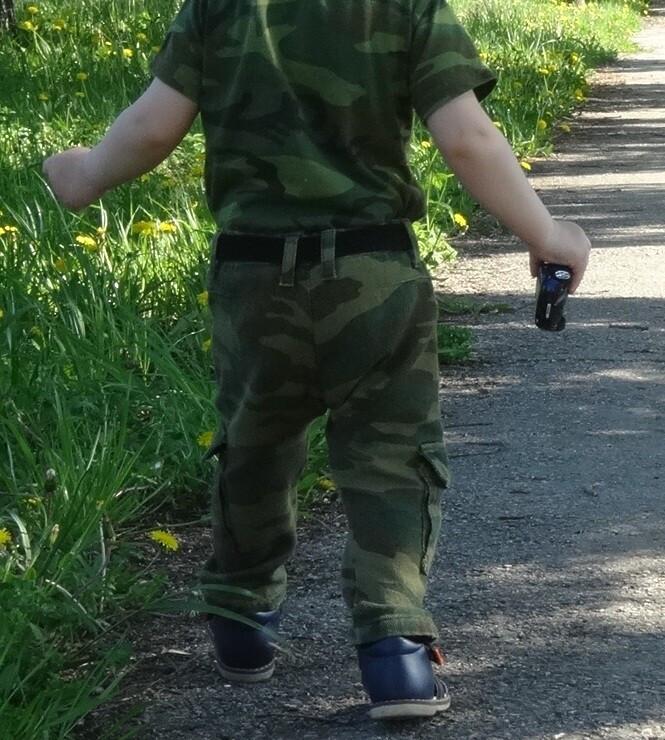 Военные брюки детские к9 мая от Настик