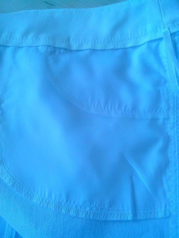 Юбка изджинсы