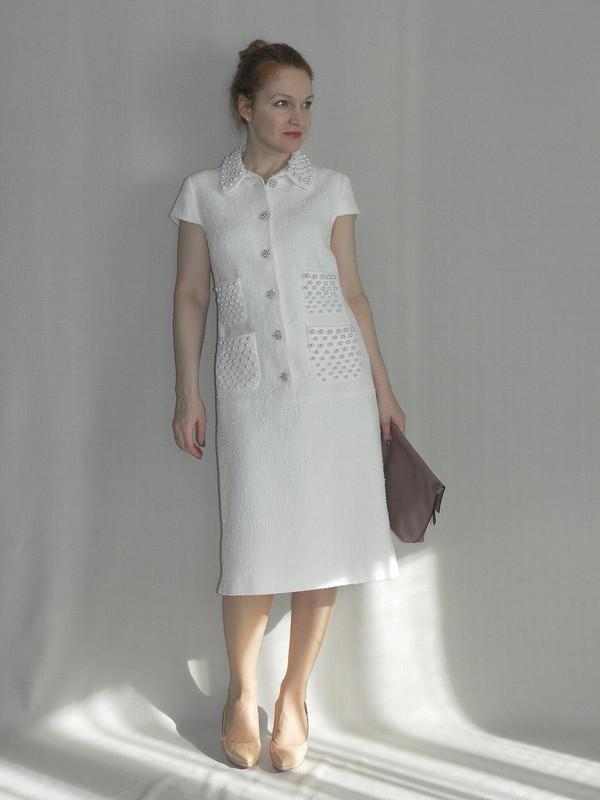 Платье встиле Chanel