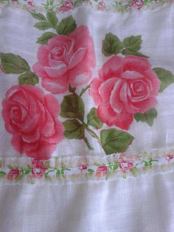 Сарафан «Розы набатисте»