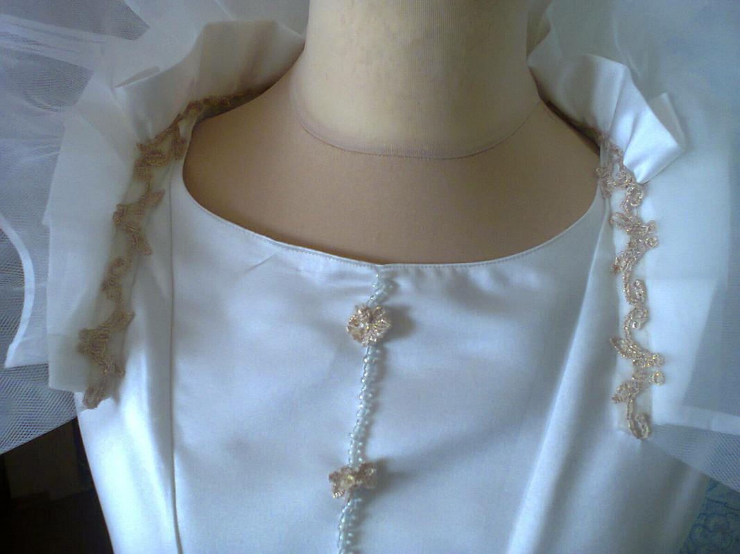 Темотическое платье от Miranda