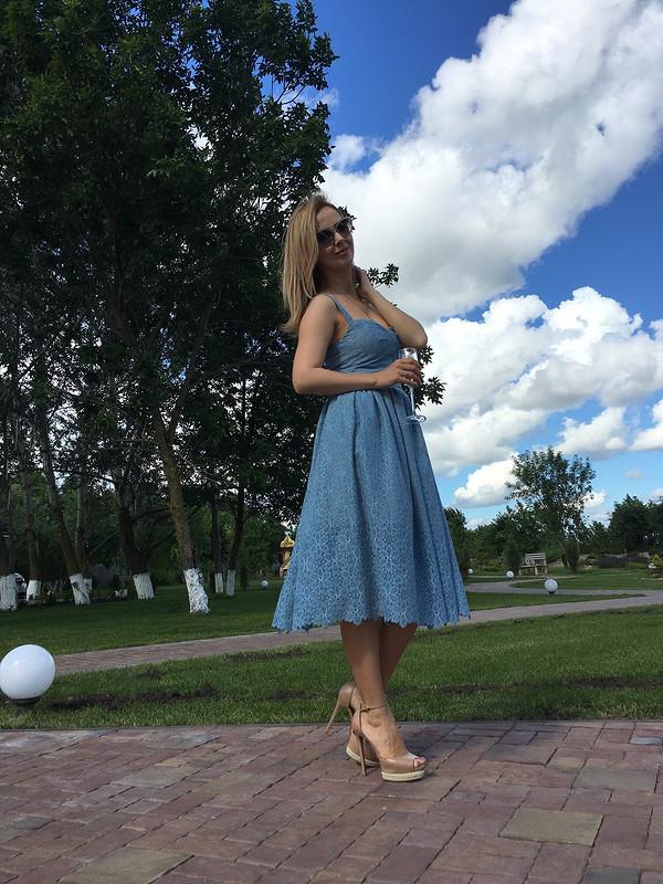 На летнюю свадьбу