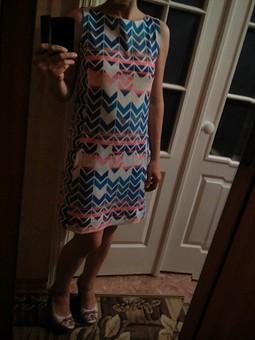 Работа с названием Платье 108-В/9/2015