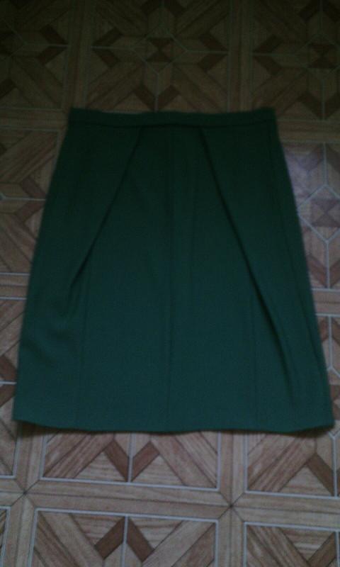 Случайная юбка «зебра ввасильках»