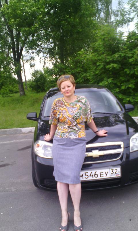 Фигуристая блузка