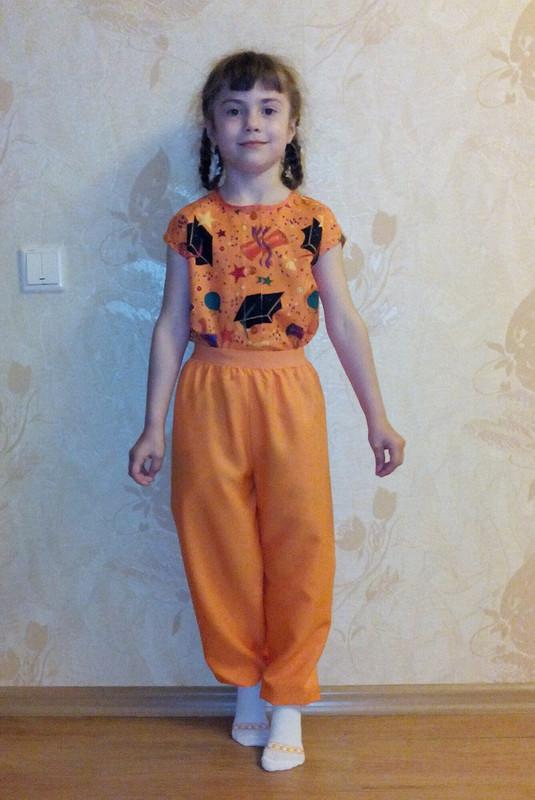 К Дню Пап оранжевое трио :)