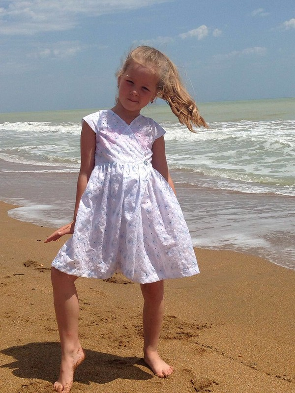 Дети Море Лето