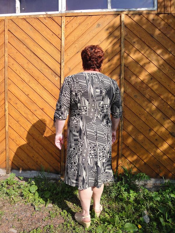 Платье «Абстракция»