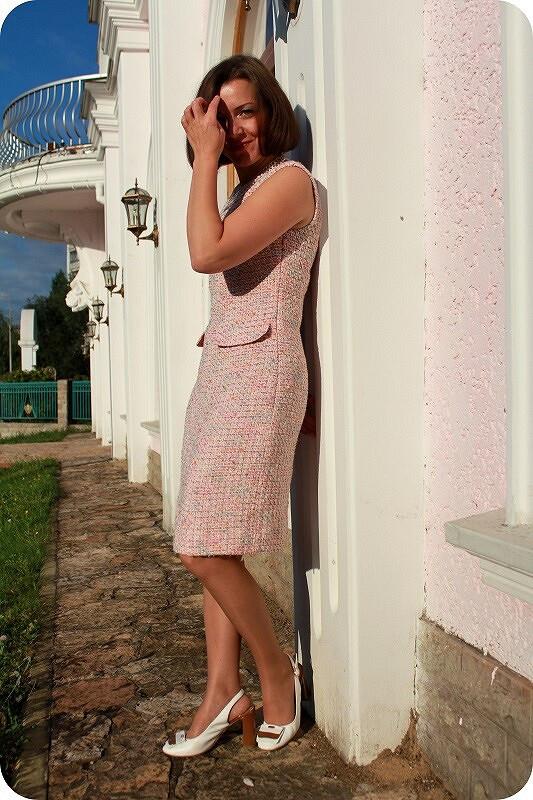 Розовая классика отШанель