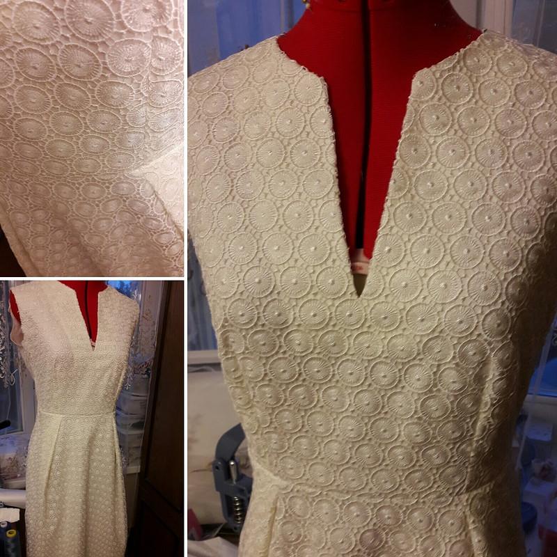 Платье длякрестной ималышки