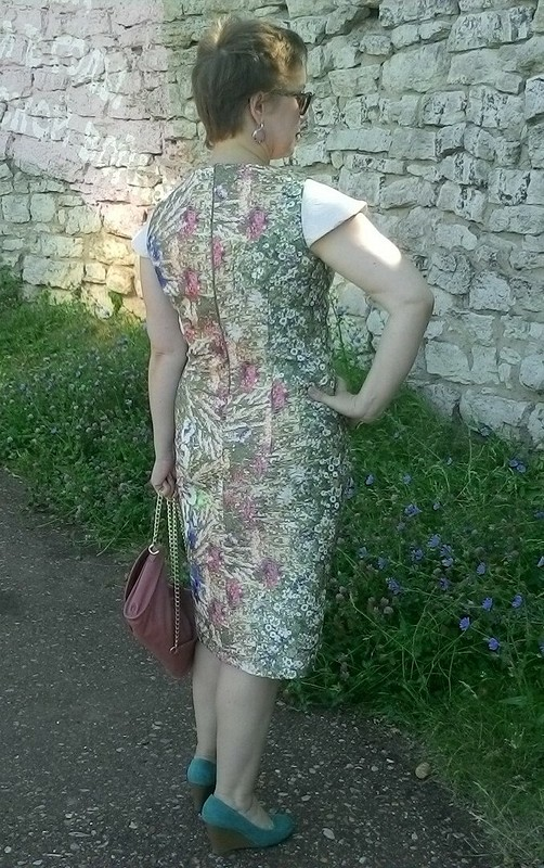 Три платья от cholga