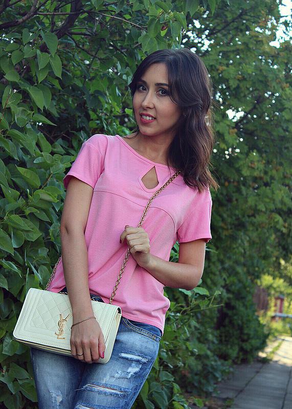 Розовый фламинго от TROFIMOVA OLYA