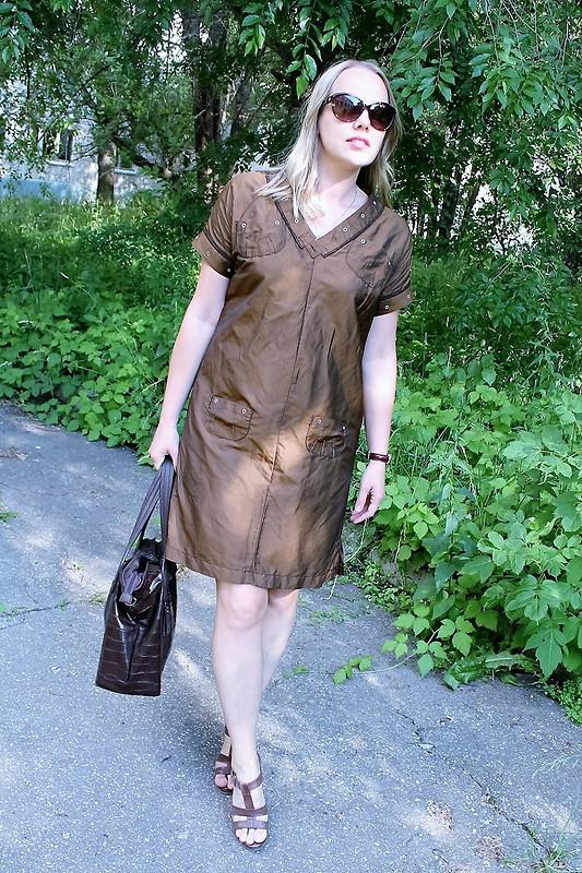 Платье итоп избрюк