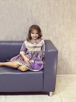 Работа с названием Детское платье3