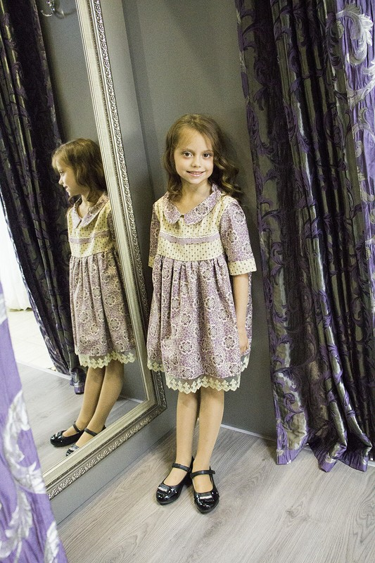 Детское платье3