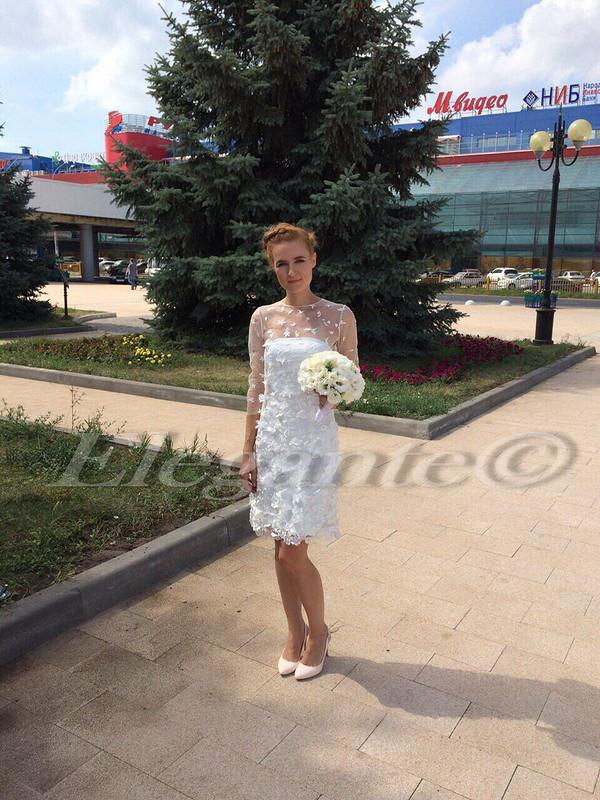 Утонченная невеста от Elegante