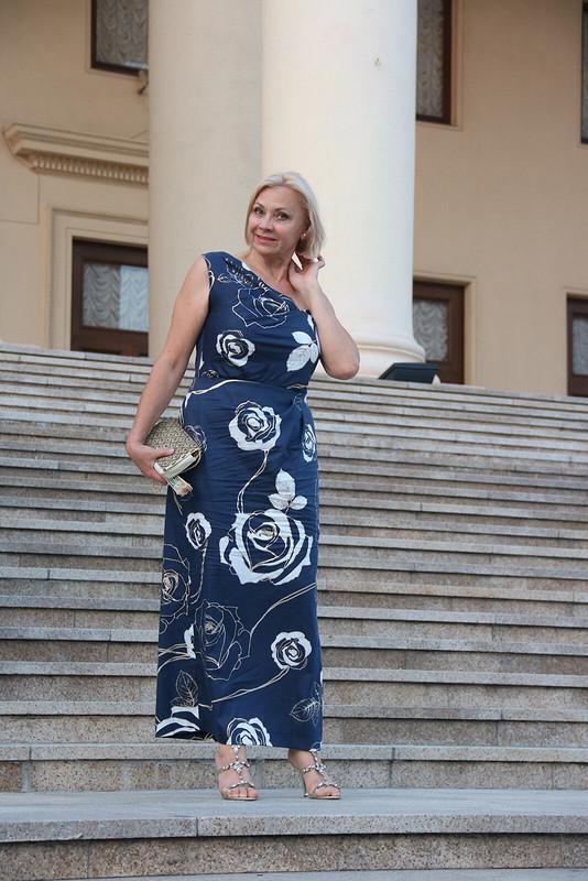 Платье дляСочи