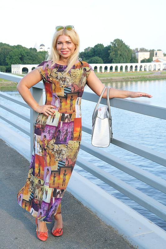 Египетское платье