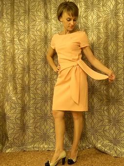 Работа с названием Самое удачное платье этого лета!
