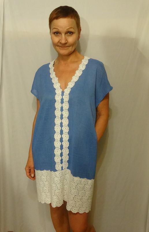 Платье-туника от Карина Форд