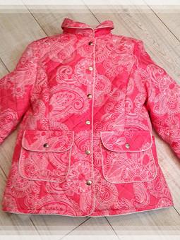 Работа с названием Осенняя курточка