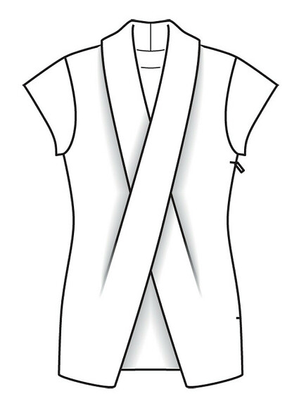 Как сшить летнюю блузку своими руками