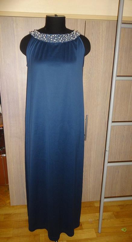 Платье трикотажное от Карина Форд