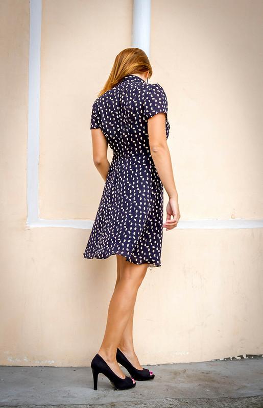 Платье-рубашка вдогонку кпальто