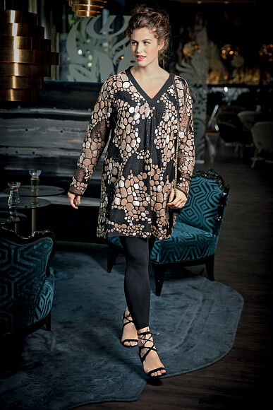 Первый анонс Burda. Мода дляполных: осень-зима 2016