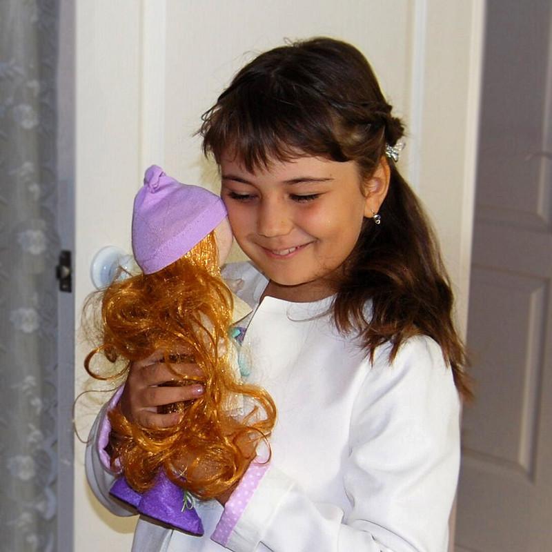 Кукла подарок