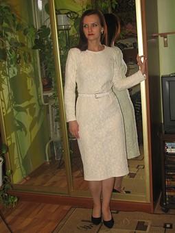 Работа с названием Идеальное платье!
