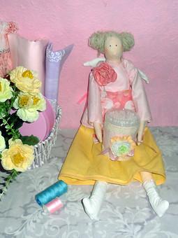 Работа с названием Куклы Тильды (много фото)