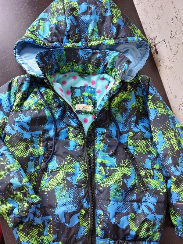 Первая курточка )