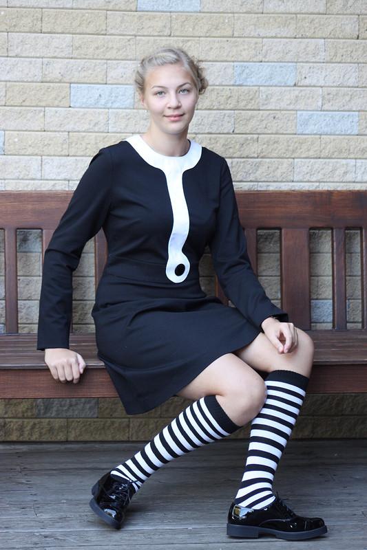 Школьная коллекция 2016 - Платье