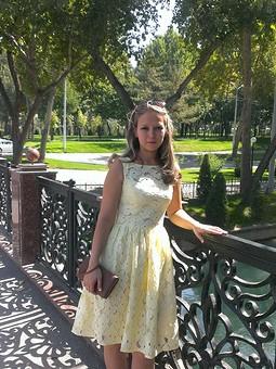 Работа с названием Платье для фотосессии