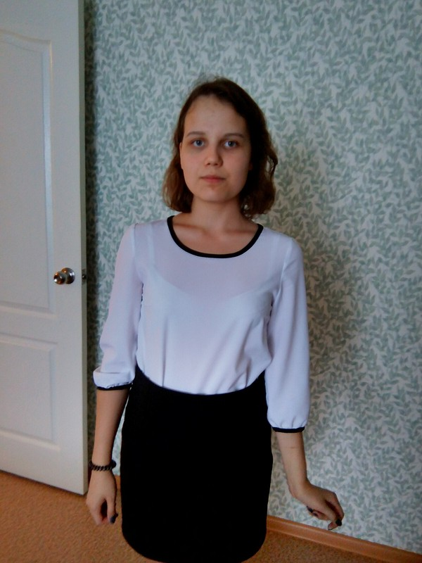 Школьная от Irina_Ryab