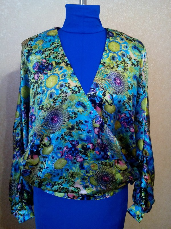 Сногшибательная блуза