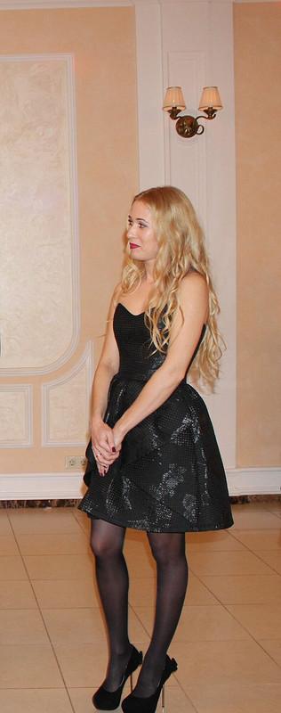 Новогоднее платье от AxOlya