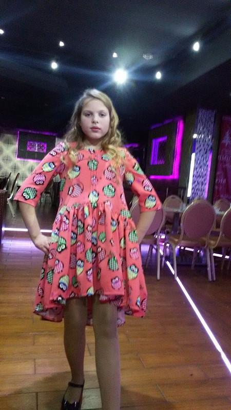 Платье Виктории Бекхэм....почти
