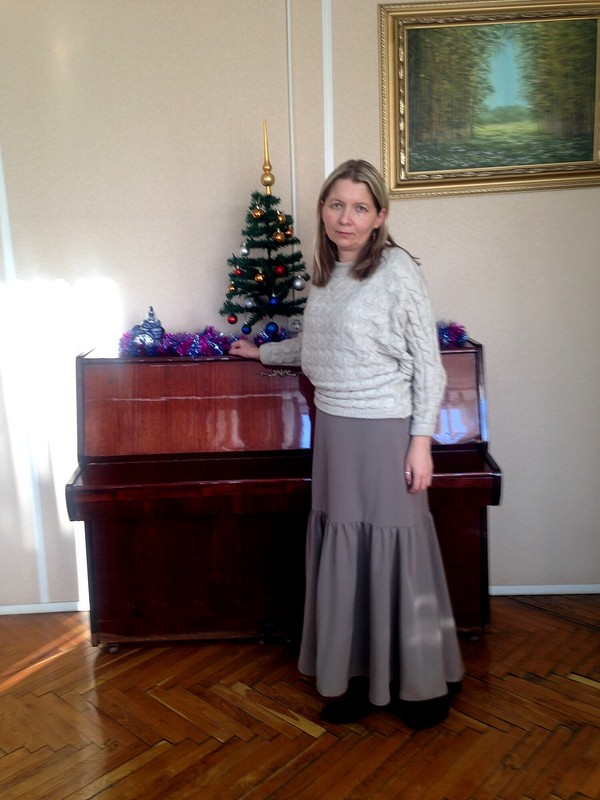 Уютная зима от tschayka