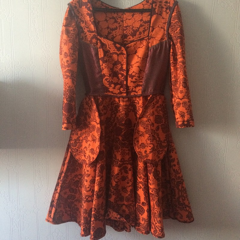 Три метра натри платья длятрех дам)) от Irma_bonita