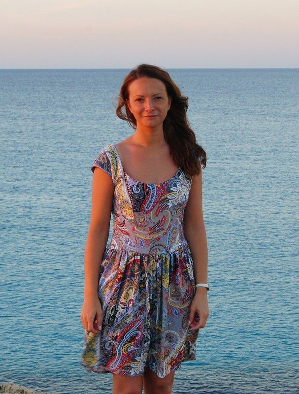 Платье от Julya-lya