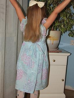 Работа с названием Платье для принцессы