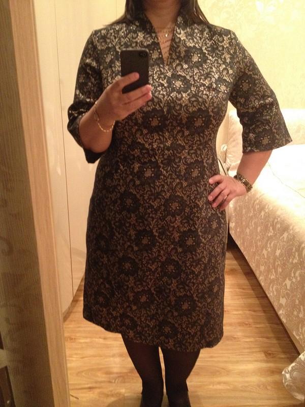 Платье 6832 О/З 2015-2016 от Aelita_