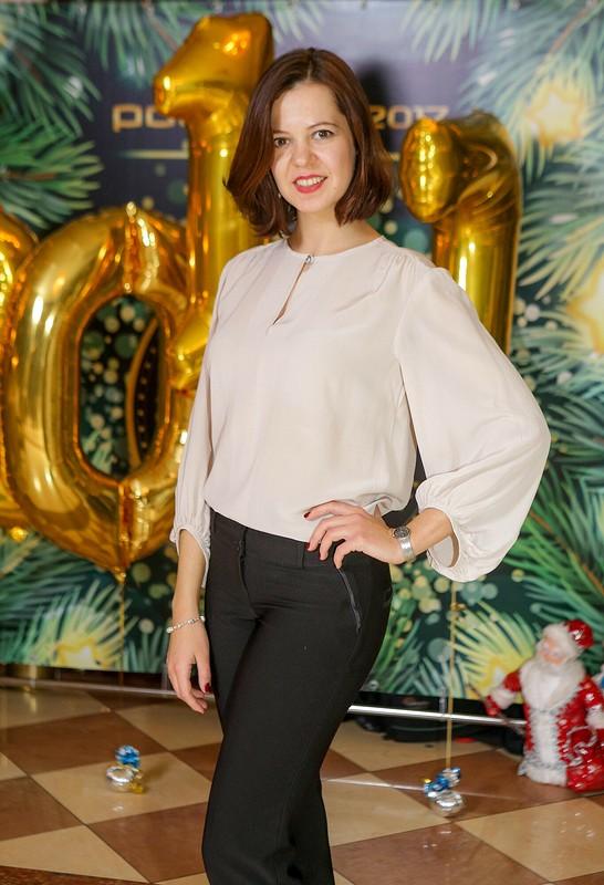 Блузка спышными рукавами от Nadezhda_B