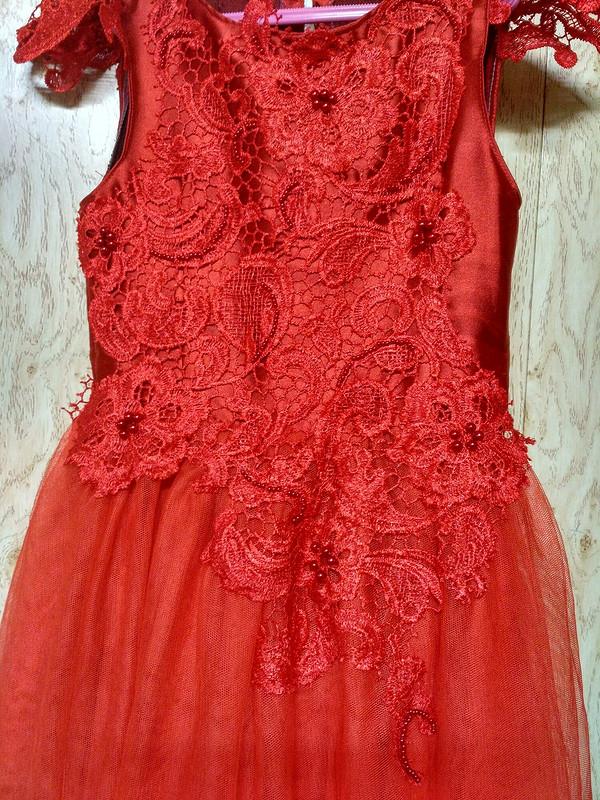 Платье наутренник