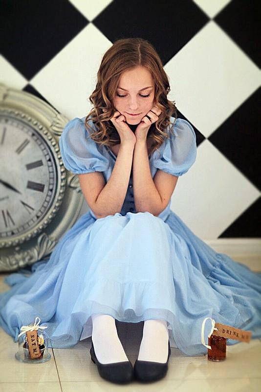 Алиса встране чудес